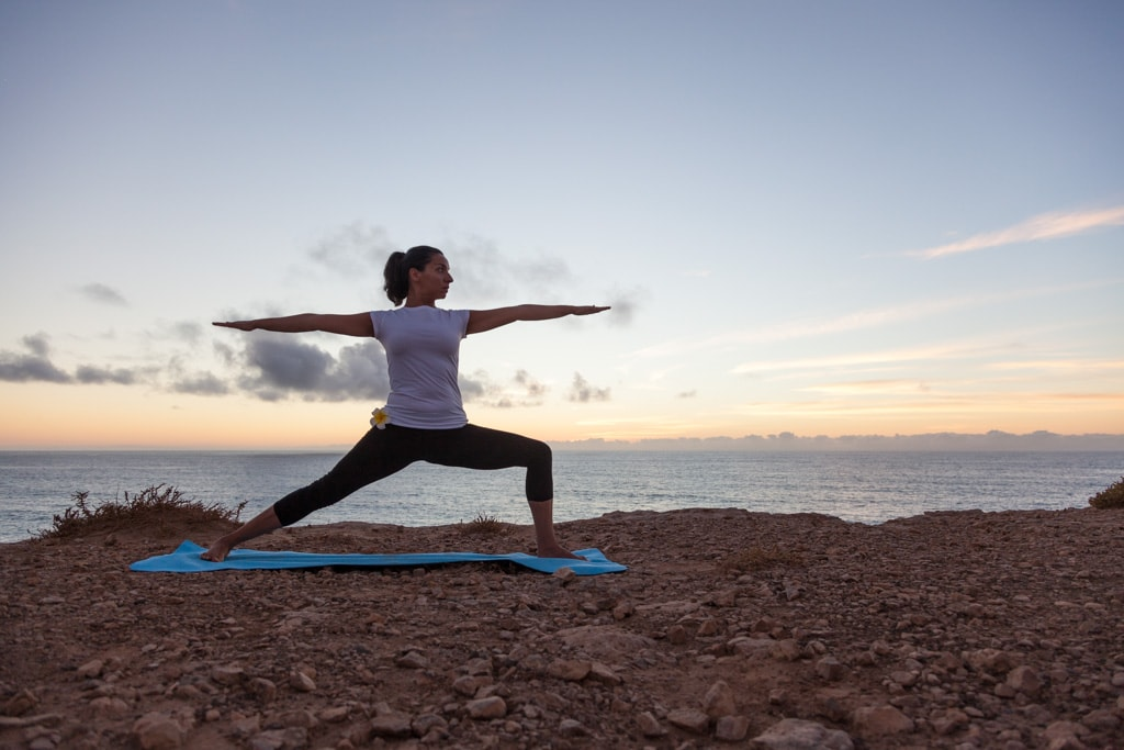 Ritiro di Iyengar Yoga 19-26 luglio, 2018 Lanzarote