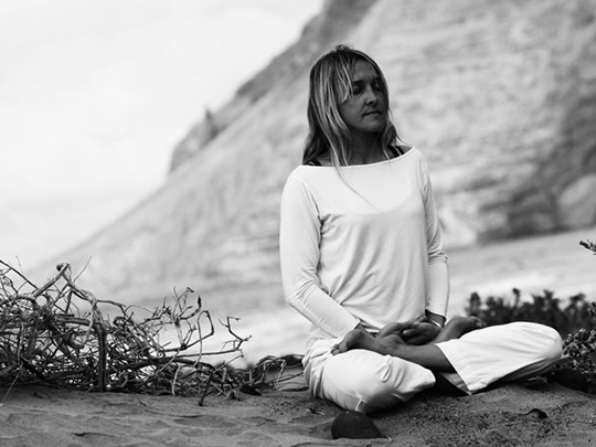 Yoga e Meditazione:  elisir della vita.