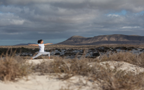 Iyengar Yoga retreat in Lanzarote 2020